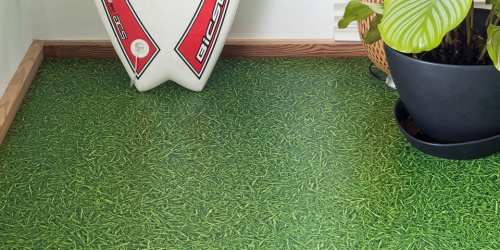 PVC podlahy IVC Group Leoline Theme Surfaces Grass 25