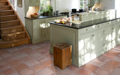 Tarkett Essentials 300 Flagstone Dark Beige
