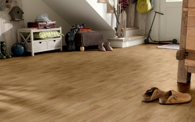 Tarkett Exclusive 240 Chateau - French Oak Medium Beige