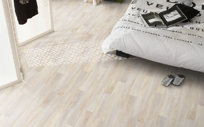 Tarkett Exclusive 240 Chateau - French Oak White