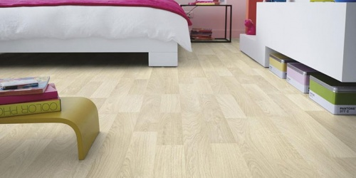 Tarkett Exclusive 280T Scandinavia Slow Oak White