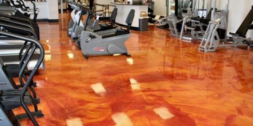 Polyuretanové podlahy - Martin Beránek