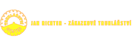 Jan Richter - Zakázkové Truhlářství